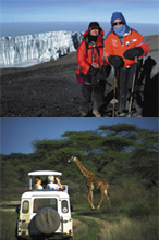 Mt. Kili & Safari