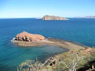 Sea of Cortez vista
