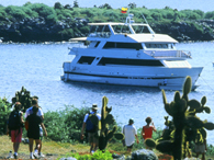 Galapagos 20-person Yacht