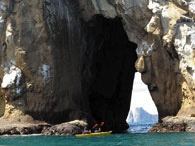 Volcanic Islands Kayaking