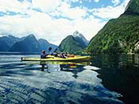 Kayaking New Zealand