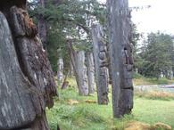 Gwaii Haanas Totem Poles